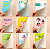 stapled binding or swen binding school notebook student exercise book manufacturer