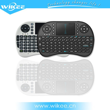 Cheap selling 2.4G mini keyboard i8 wireless air mouse for m8s