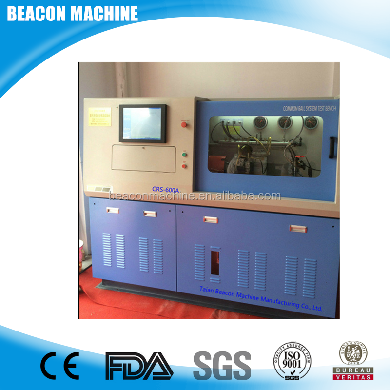 CRS-600A electric motor test bench common rail system test bench teat stand