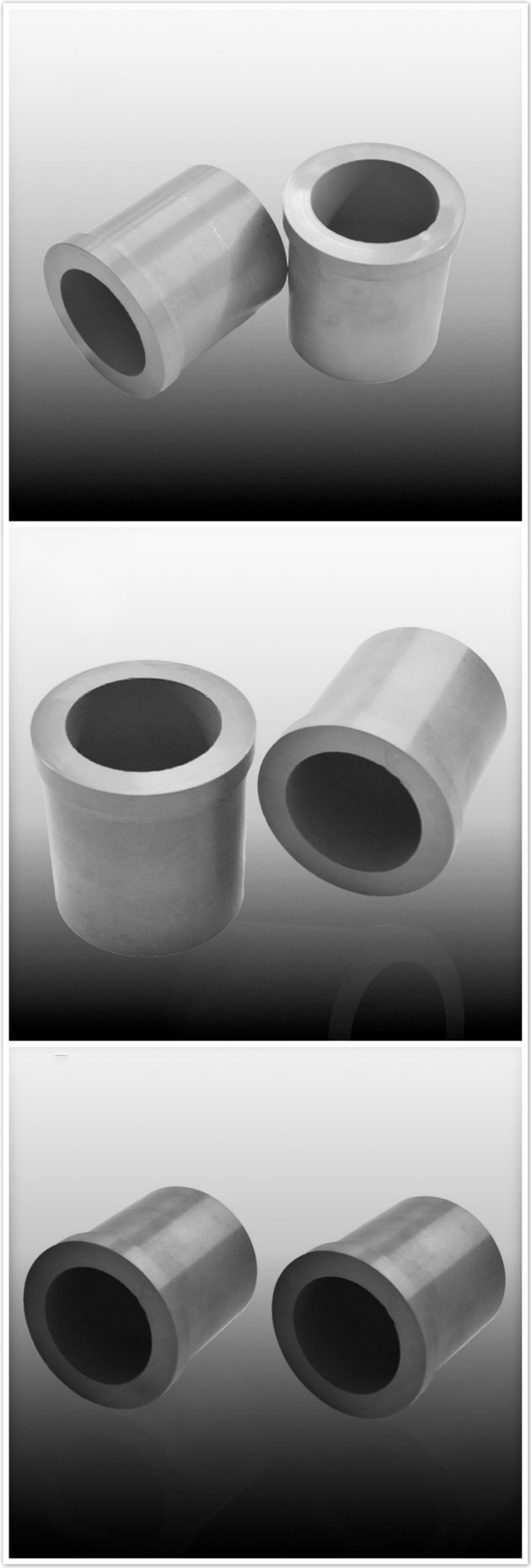high temperature resistance silicon nitride crucible for smelting of lead