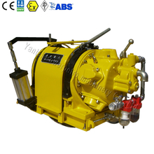 10 Ton big heavy duty air winch for oil petroleum equipment 10 KN pull forece