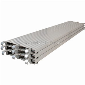 high quality standard scaffolding catwalk size for scaffolding in UAE
