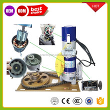 high speed electric motor long shaft