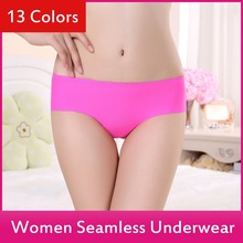 2017 High Quality Seamless Sexy Woman <strong>Underwear</strong> Panties <strong>Underwear</strong> For Woman 802
