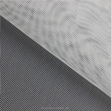 100 polyester upholstery organza mosquito screen material rolls fabric