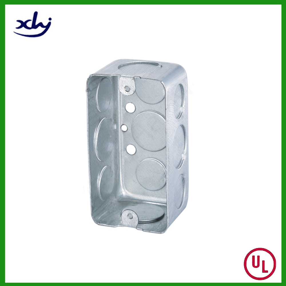 Electrical Metal Outlet Box