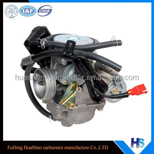 atv Good Quality GY6 125cc Motorcycle part Japanese keihin carburetor
