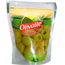 food packing olives brine bags from factory directly