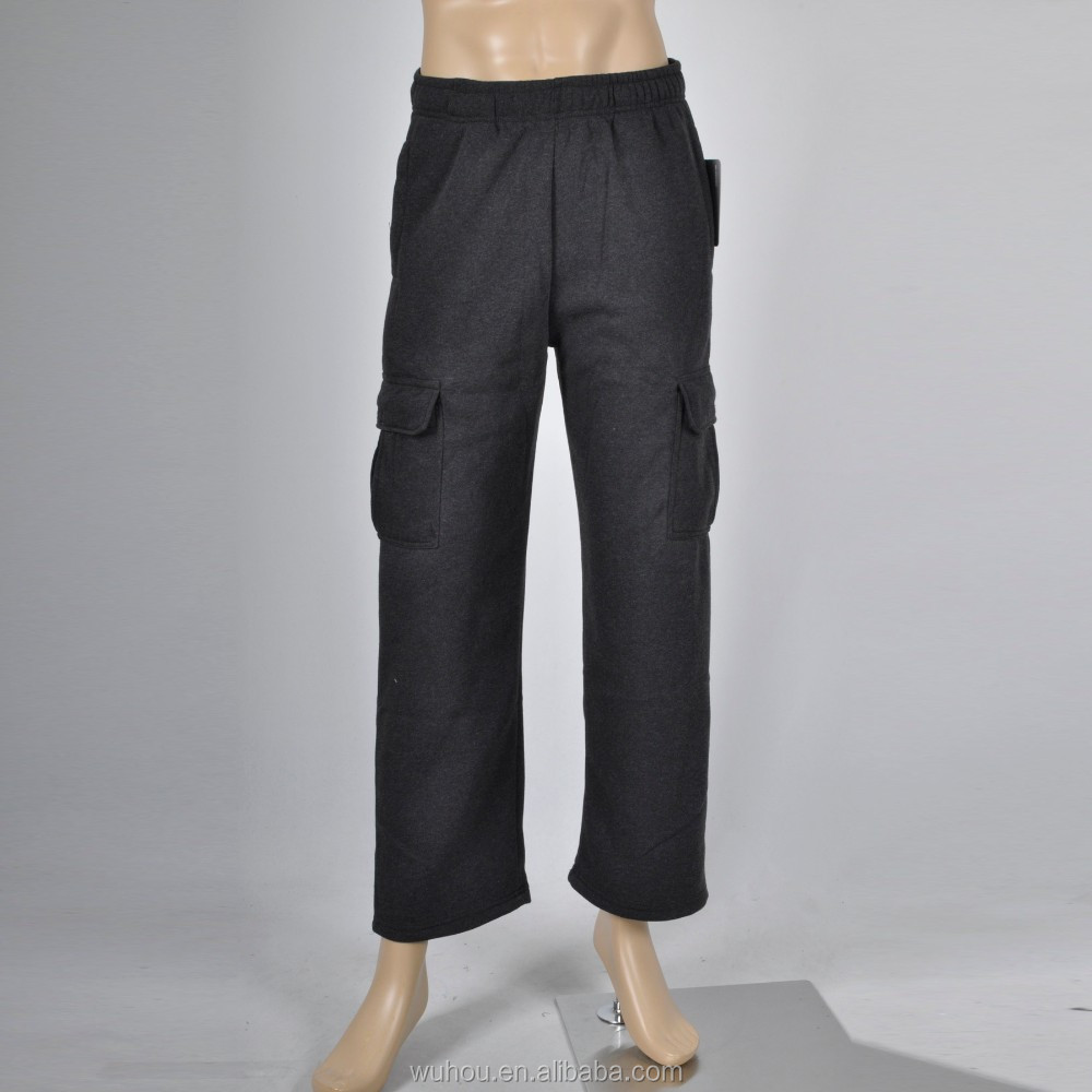 Men's sport casual polyester sweatpants
