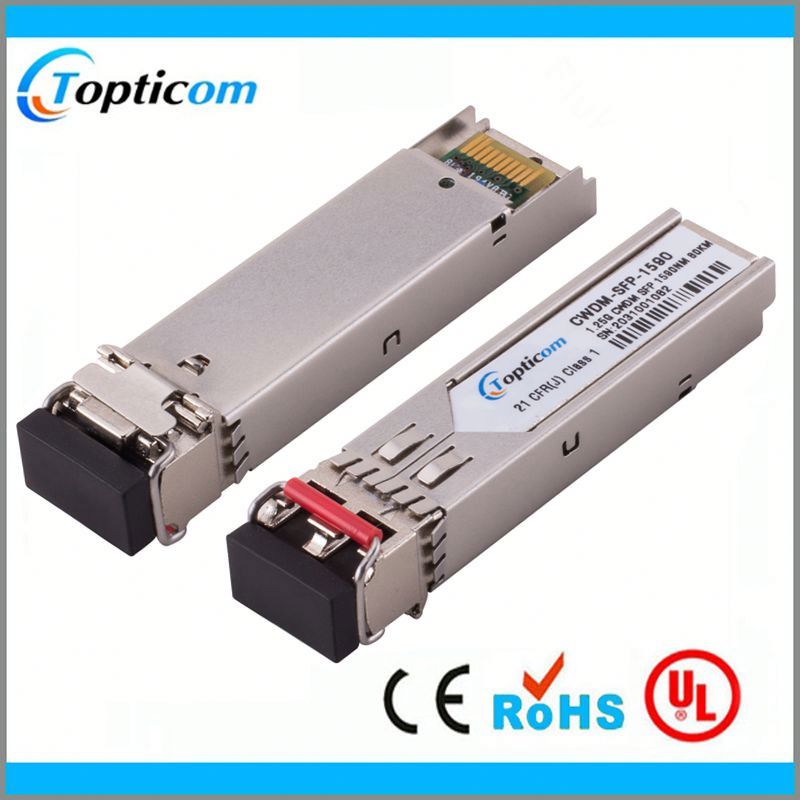 Pluggable Definition 4.25G CWDM SFP 40km Source SFP Module