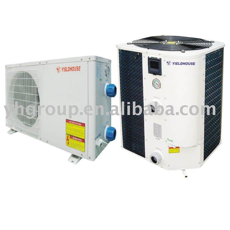 swimming pool heat pump (heating / cooling)