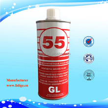 500ml motor brake oil brake fluid factory price wholesale