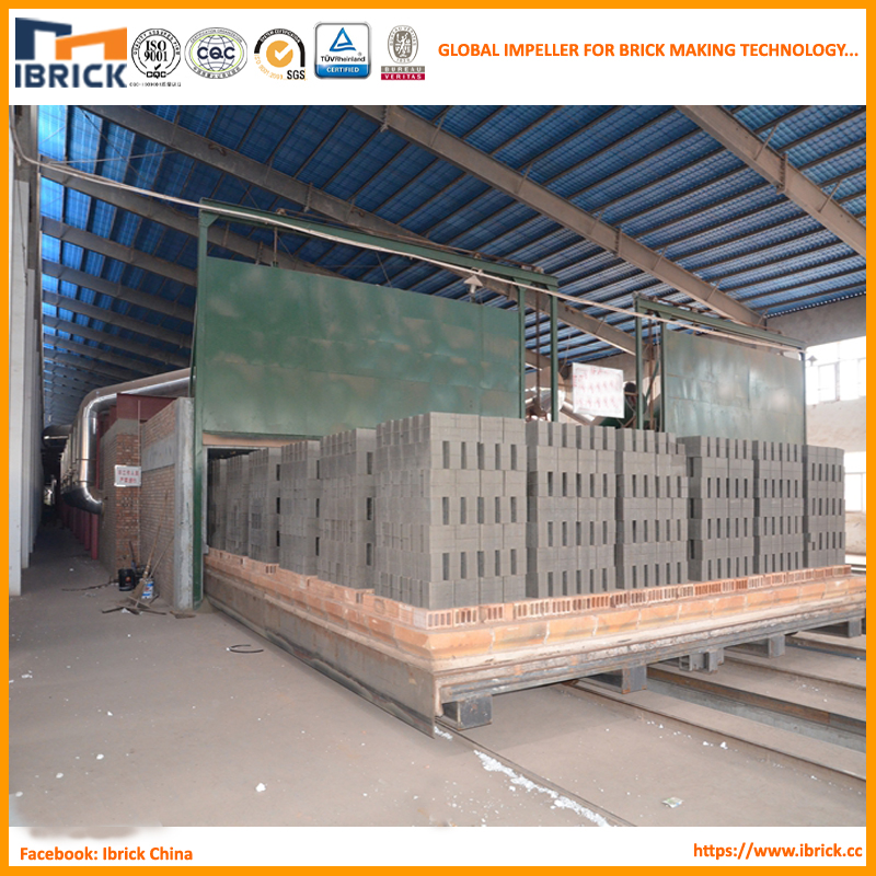 Professional technical supporting brick tunnel kiln provider in China