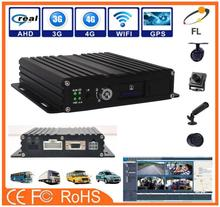 China manufacturer 4 channel ahd mobile DVR with CE certificate
