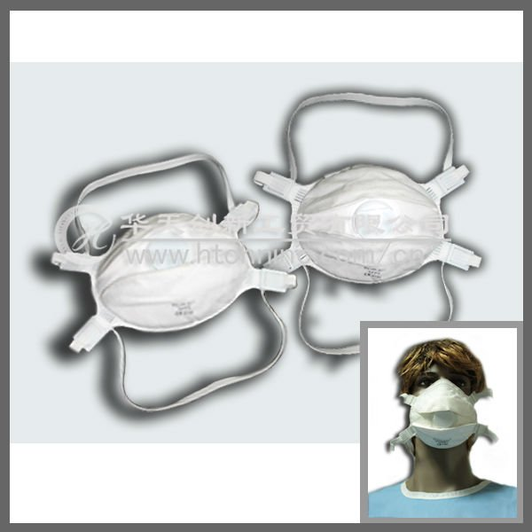 FFP2 and N95 standard respirator masks