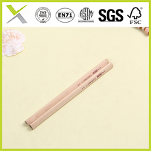 Basswood Standard Carpenter Pencil With Logo Printing