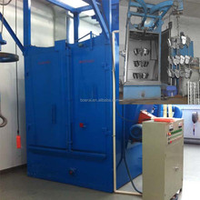 Made in China used shot blasting machine / shot peening blasting machine