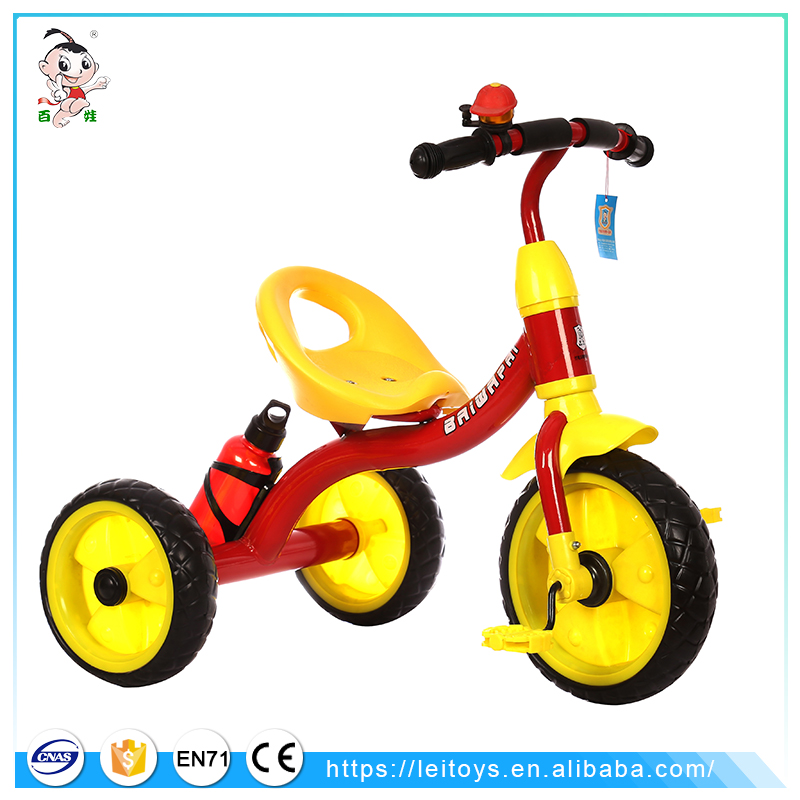 2017 China factory wholesale cheap baby stroller tricycle/ new models kids trikes