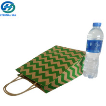ECO-friendly Brown kraft paper packaging bag