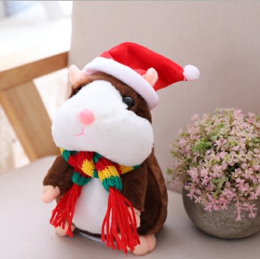 High Quality Talking X Hamster For Children Animals Plush Toy