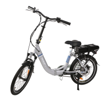 TOP E-Cycle Hot Selling 20inch Girl Electric E Road Bike