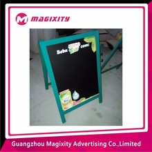 High quality outdoor green foldable classroom blackboard for sale