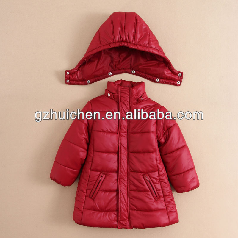 2013 winter baby clothing 100% polyester kids clothing quilted coat