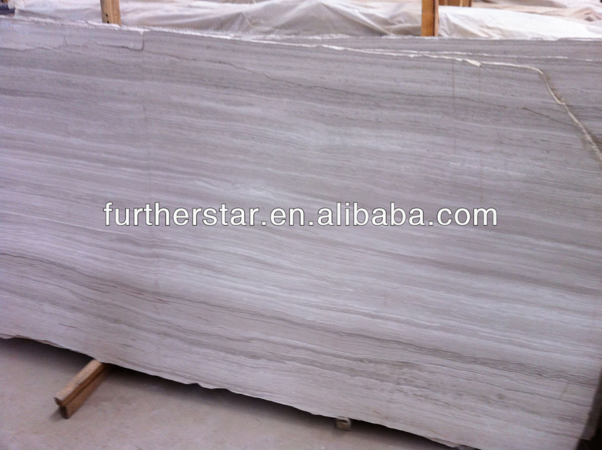 Chinese wooden grey marble