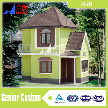 Prefabricated Villa 2 Storey House Plans 758843143 on tiny houses design plans