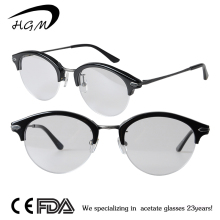 Handmade Fashion 2015 High Quality Half Eye Reading Glasses Frames