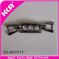 Beautiful Shoe Buckle With Rhinestone For