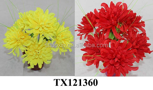 Japanese big artificial flower factory