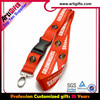 Hot selling custom printed elastic cord lanyard