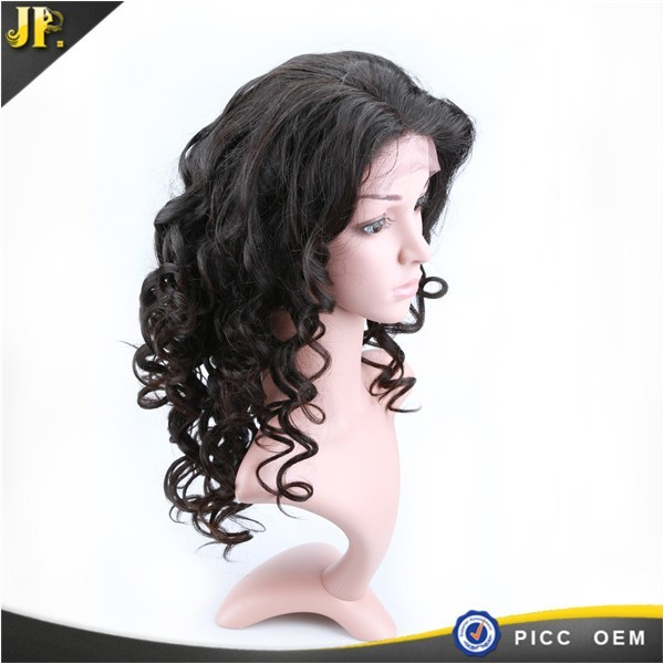 Super hot hairstyle wet and wavy cheap lace front wig