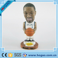 NBA player 3D Bobble head