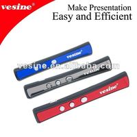 RC laser pointer use of PPT PP900 green wireless presenter