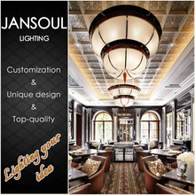modern china hand made wholesale acrylic pendant lighting mounting bracket clear chandelier prisms lamps