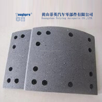 Brake Lining For Japanese Truck With