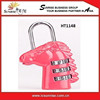 Combination Lock Padlock, Locked Without Keys