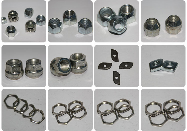 Alibaba Wholesale Best Quality High End China Made Hex Socket Head Nut