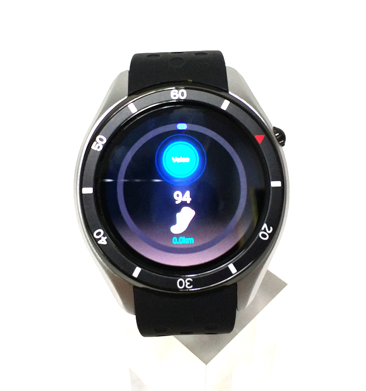 S3 Model 8GB Flash Memory Install APPs Bluetooth Android GPS Watch Tracker