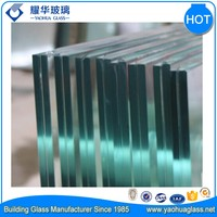 CCC CE ISO AS/NZS 3-19mm hot sale high quality clear tempered glass