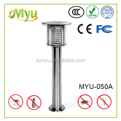 Effective Solar Mosquito Killer Lamp,Fly/Insect Repellent,UV Garden Lamp
