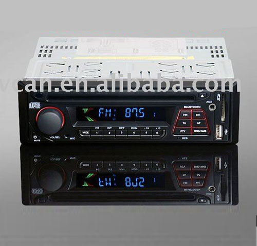CD-5001 1 din car cd player bt MP3 SD USB FM/AM in dash