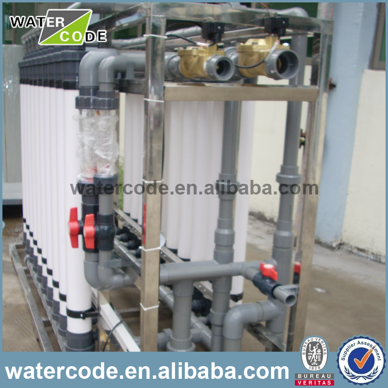 pp uf ultrafiltration hollow fiber membrane and filter cartridge