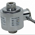 Ceramic pressure transmitter load cell for hopper scale