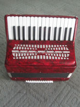 30key 48bass piano accordion (RED)