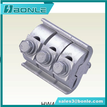 Electrical Aluminum Parallel Groove Clamps