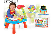 best gift double-sides projector writting board for kids