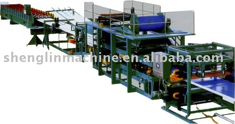sandwich panels Composited Board Roll Forming Machine